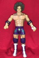 WWE Ruthless Aggression Series 18: Carlito - Complete Loose Action Figure